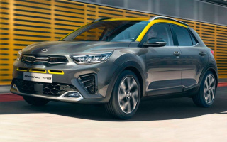 Kia Stonic Sports SUV rides to conquer