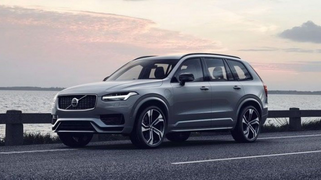 Volvo switches to electric vehicles