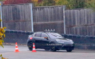 Porsche Macan gets electric performance