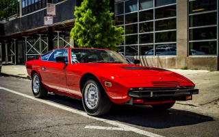 One of the rarest Maserati cars to be sold at auction
