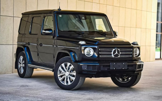 Mercedes-Benz is preparing a separate brand for the G-Class