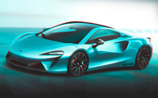 McLaren's new hybrid supercar will be potent