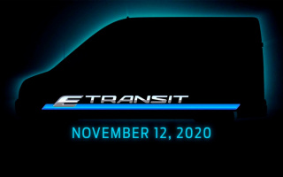 Ford electric van will debut soon