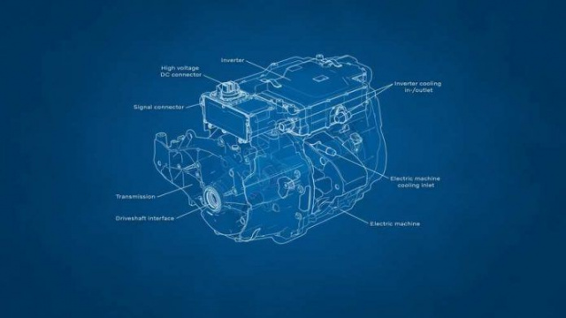 Developing of Volvo electric motors started