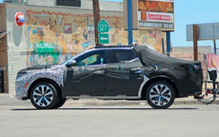 Hyundai Santa Cruz pickup truck arrives in 2021