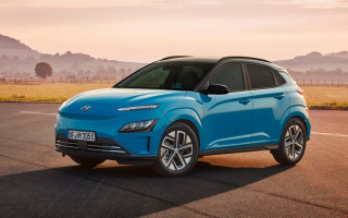 All information about the updated electric Hyundai Kona