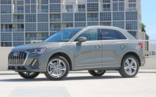 Audi Q3 has a new basic version