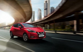 Updated Nissan Micra debuted