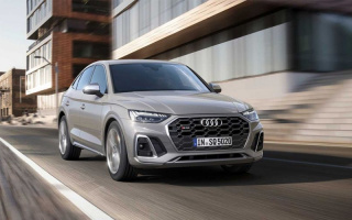 Audi Q5 Sportback premieres for Europe