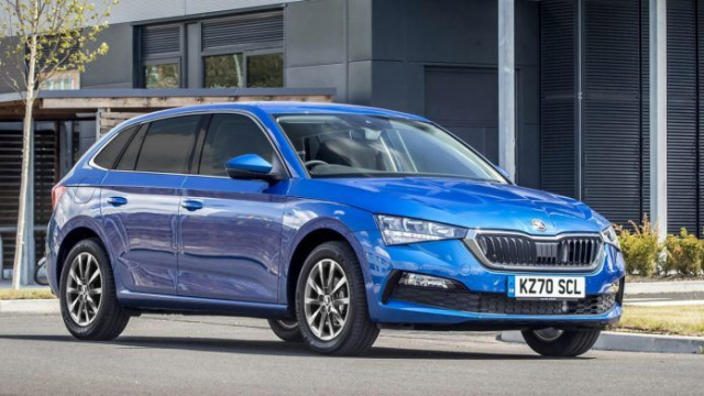 Skoda complements Scala with a new base engine