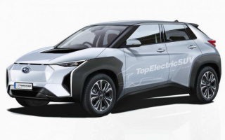 Subaru to sell new electric SUV for 2021