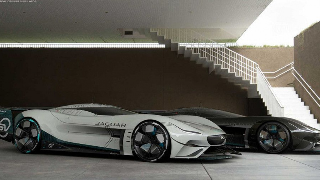 The famous video game will feature a 1,900-horsepower Jaguar hypercar