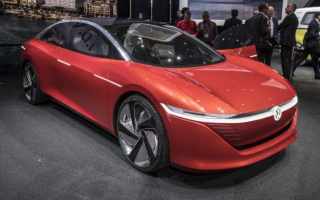 Volkswagen to produce electric sedan to rival Tesla Model S