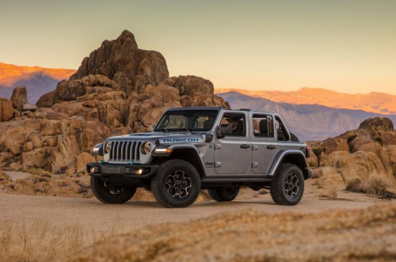 Jeep Wrangler Hybrid got a price
