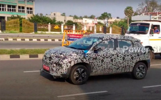 Renault tests newest budget SUV