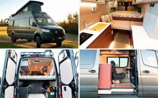 Mercedes-Benz Sprinter became a $275,000 camper