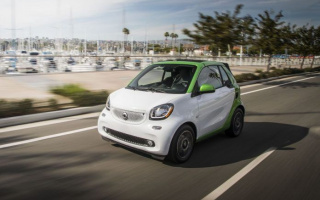 The next car from Smart will be a compact electric SUV
