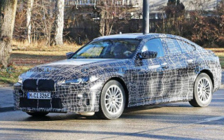 BMW i4 M passes final tests