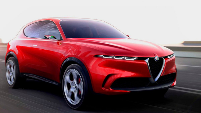 The date of the debut of the new compact SUV from Alfa Romeo 2021 became known