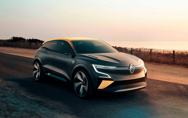 Renault's new electric cars will be named after classic models