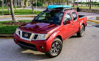 New Nissan Frontier to go on sale from 2022