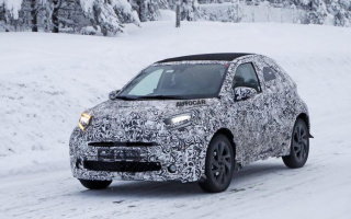 Toyota starts testing the new-generation Aygo