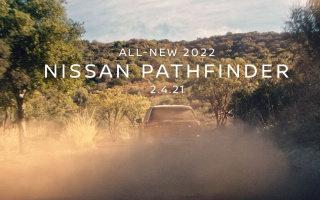 Nissan reveals new Pathfinder in the video for the first time