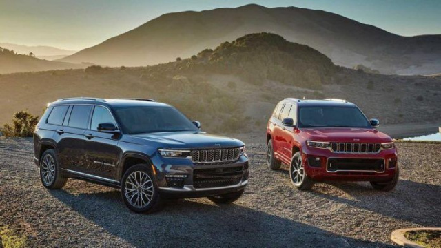 New Jeep Grand Cherokee gets 'outstanding' off-road performance