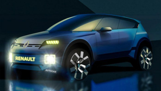 Renault 4 will be reborn as an electric car