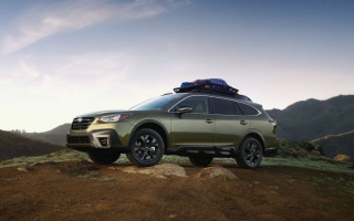 Subaru to create a sub-brand for off-road models