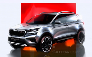 New compact crossover Kushaq from Skoda