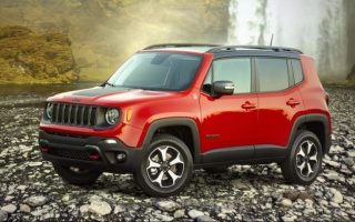 Jeep's most miniaturized SUV expected for 2022