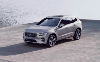 Updates have made their way to the Volvo XC60 crossover