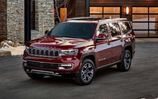 Jeep Wagoneer gets an extended version in a year