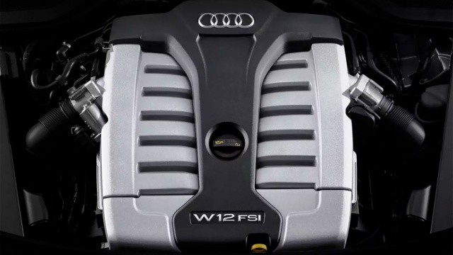 Audi is done with the development of gasoline and diesel engines