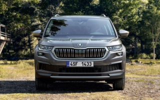 Renewed Skoda Kodiaq was presented