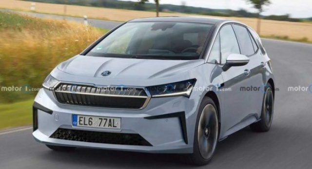 Skoda electric hatch will appear in 3 years