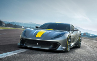 Ferrari has a limited edition car