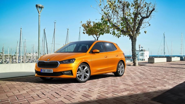 Skoda Fabia fourth-generation officially presented