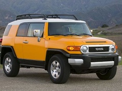 Toyota FJ Cruiser Removed After 2014 Model Year pic #1285