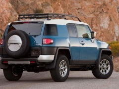 Toyota FJ Cruiser Removed After 2014 Model Year pic #1287