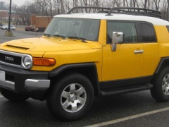 Toyota FJ Cruiser Removed After 2014 Model Year pic #1288