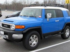 Toyota FJ Cruiser Removed After 2014 Model Year pic #1289