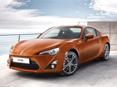 Toyota GT86 will be Officially Unveiled at Dubai Motor Show pic #1880