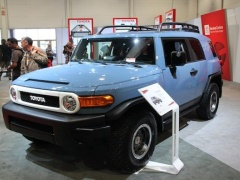 Toyota Announces FJ Cruiser Ultimate Edition before Stopping Production pic #1947