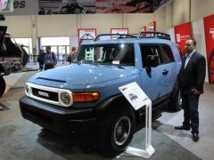 Toyota Announces FJ Cruiser Ultimate Edition before Stopping Production pic #1948