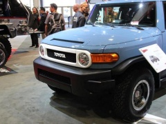 Toyota Announces FJ Cruiser Ultimate Edition before Stopping Production pic #1949