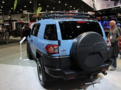 Toyota Announces FJ Cruiser Ultimate Edition before Stopping Production pic #1950