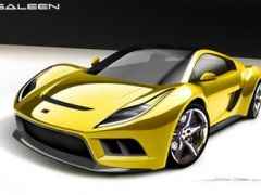 Saleen Constructing «S8» Ultra-car pic #2161