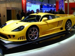 Saleen Constructing «S8» Ultra-car pic #2165